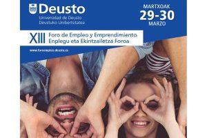 Foro de Empleo y Emprendimiento 2017 @ Universidad de Deusto   Bilbo   Euskadi   España