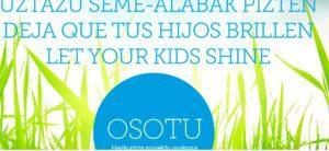 Presentación de nueva propuesta educativa de Osotu @ Beaz | Bilbo | Euskadi | España